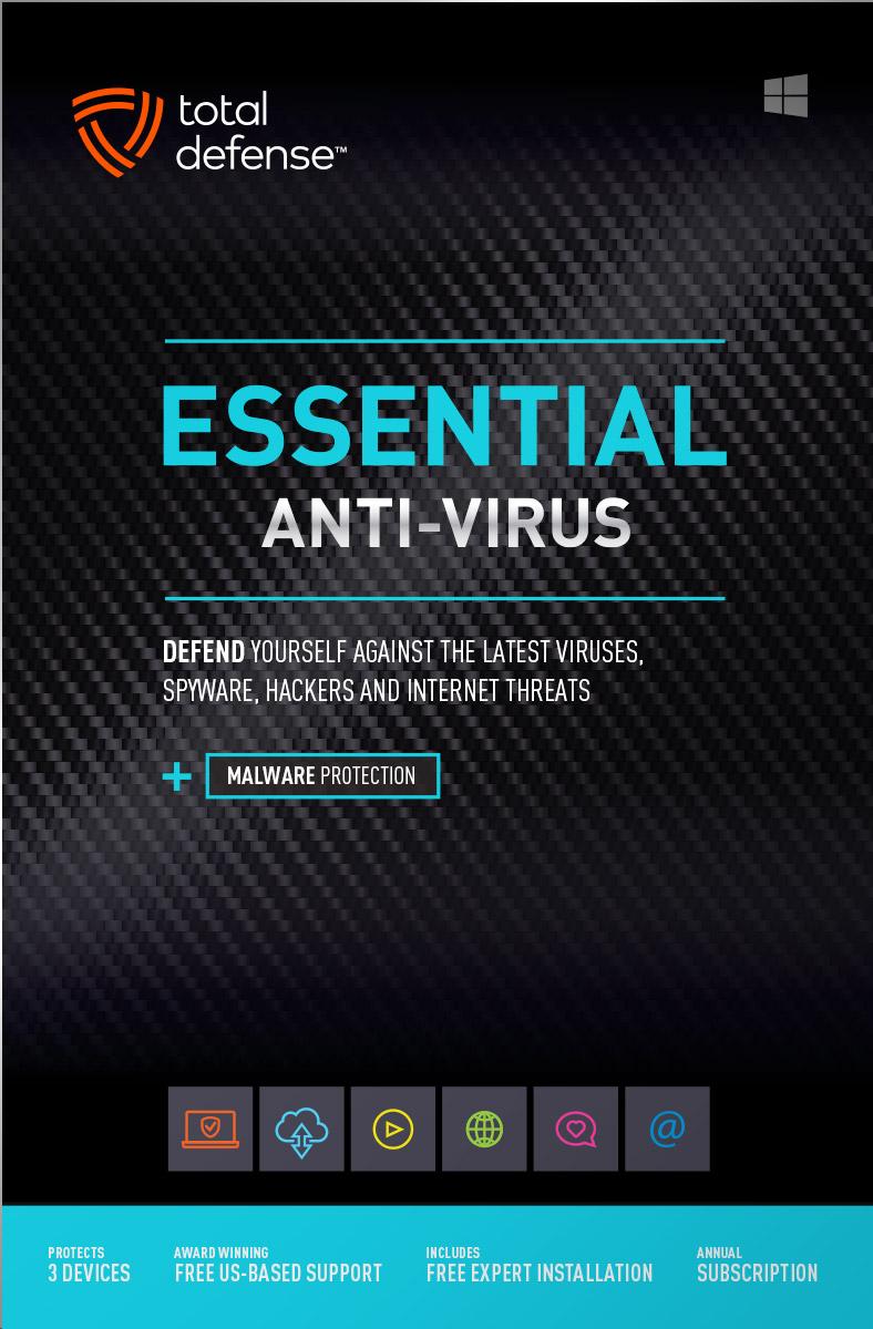 Anti-Virus | Total Defense