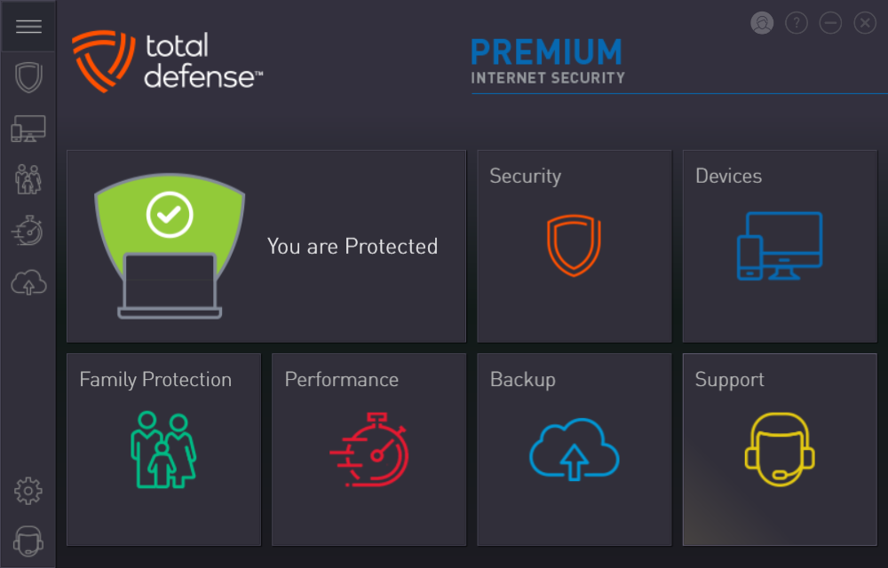 Premium Internet Security - Best Anti-Virus Software
