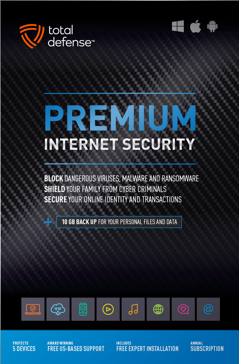 Total Defense Business Internet Security