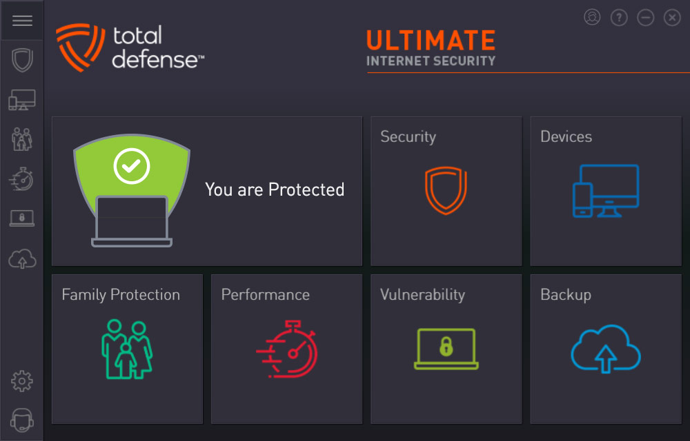 Ultimate Internet Security - Improved Anti-Virus Software