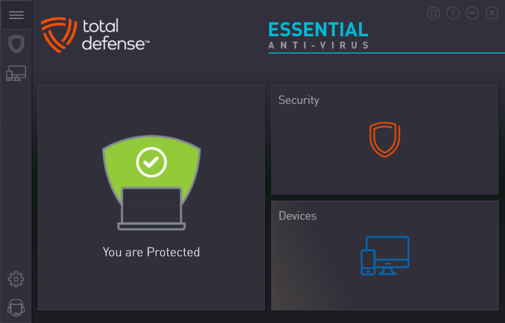 Essential Anti-virus - Best Anti-Virus Software