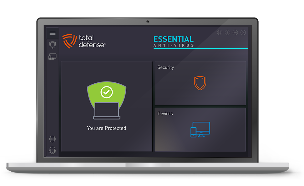 Total Defense Essential Anti-Virus Internet Security
